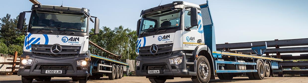 header image lorries