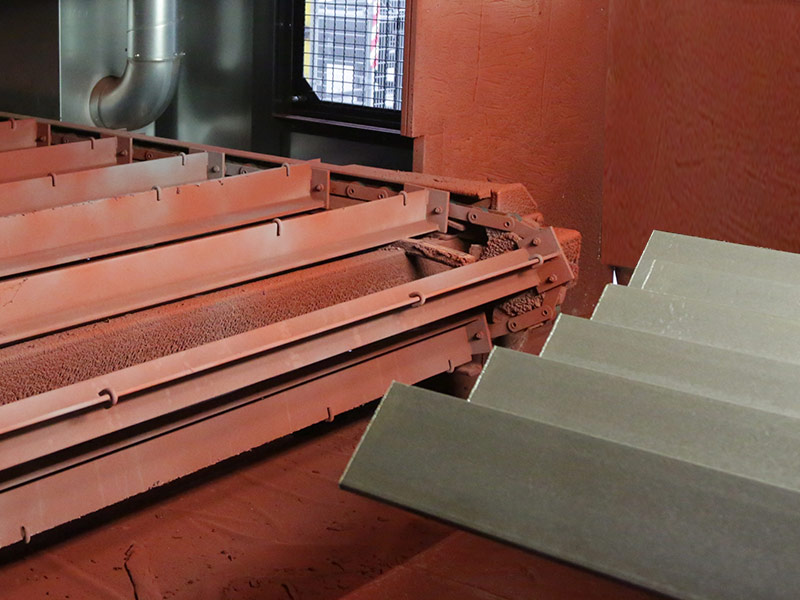 Shot Blasting / Painting - Processing Services